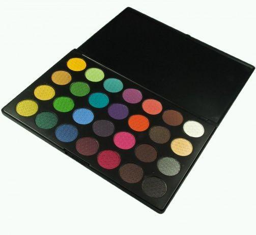 Paleta očních stínů (28 odstínů)