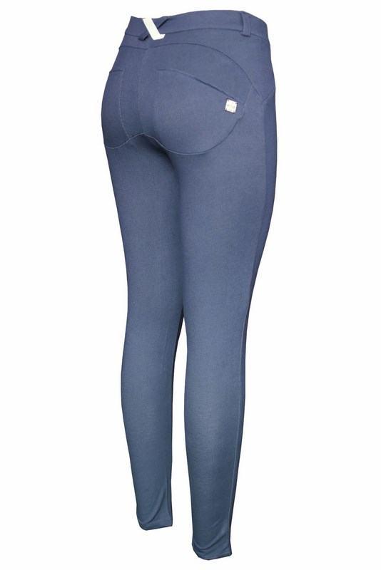 Skinny nohavice - modré