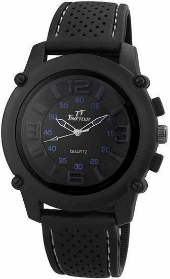 Pánské hodinky TimeTech - bílé