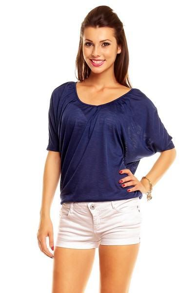 Dámský top/tričko modré