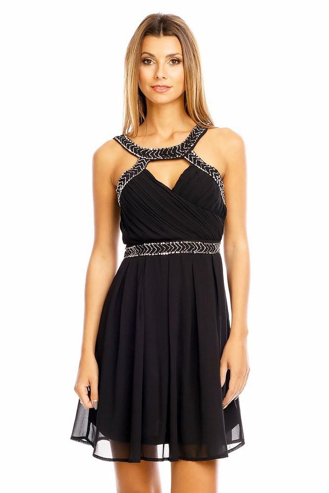 Dámské šaty Hemera černé