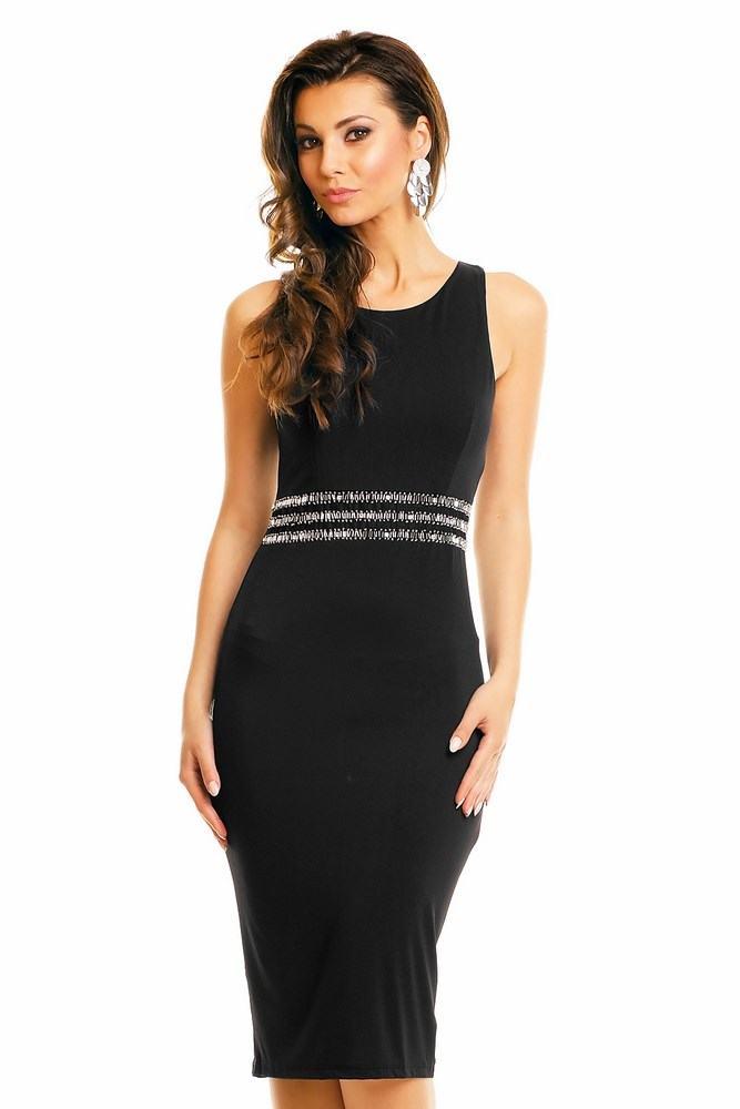 Dámské šaty Voye černé
