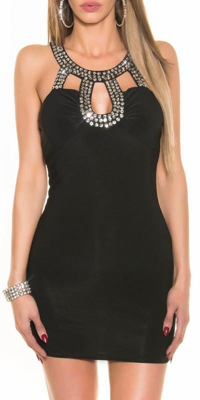 Dámské šaty Alyss černé