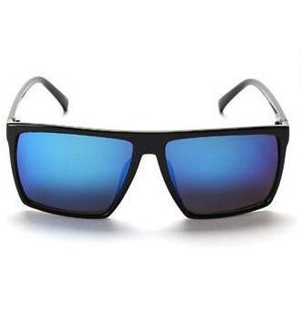 Sluneční brýle Storm černé modré skla