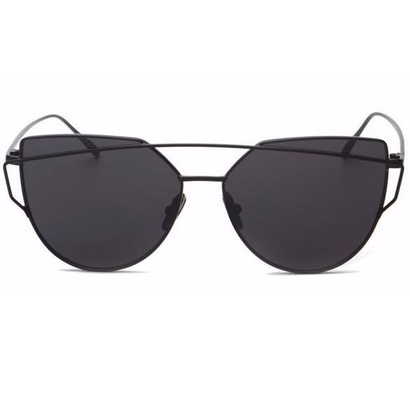 Dámské sluneční brýle Glam celé černé