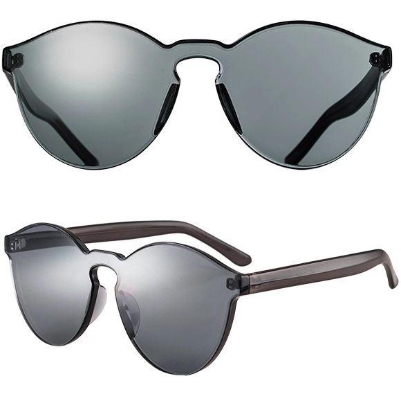 Dámské sluneční brýle Alvera černé