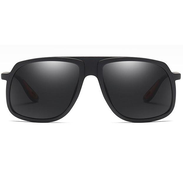 Levně Polarizační sluneční brýle Gareth černé